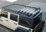 EXPEDITION TOP RAILS FOR SLIMLINE II RACKS
