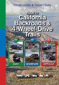 Guide to California Backroads & 4-Wheel Drive Trails