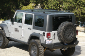 JEEP JKU 5 DOOR 2010+ LOAD BAR KIT