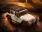 JEEP WRANGLER JK - 5 DOOR SLIMLINE II FULL RACK / EXTREME