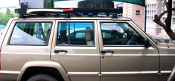 JEEP CHEROKEE XJ 1984-2001 SLIMLINE II FULL RACK TALL