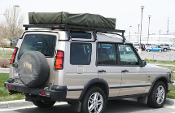 LAND ROVER DISCOVERY SERIES 1 & 2  SLIMLINE II FULL RACK