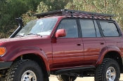 TOYOTA LAND CRUISER 60 & 80 SLIMLINE II FULL RACK