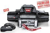 Warn ZEON 8 Premium Winch Series