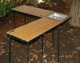 Camp Table System