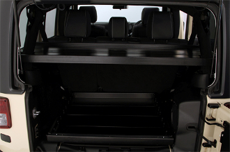 JEEP JKU INTERIOR RACK