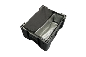 WOLF PACK HALF CONTAINER INSERT ZIP LID
