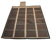 PowerFilm FM16-5400 90 Watt 15.4 Volts Foldable Solar Charger
