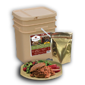 60 Serving Gourmet Freeze Dried Meat