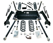 "4"" TJ Wrangler Enduro LCG Suspension System with Shocks"