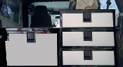Expedition Ready Custom 4 Drawer System Combo