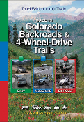 Guide to Colorado Backroads & 4WD Trails (3rd Edition)