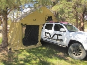 CVT MT. Jefferson Roof Top Tents