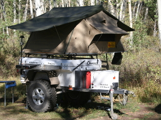 Eezi Awn Series 3 1800 Roof Top Tent